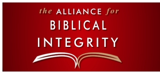 The Alliance for Bibilcal Integrity Left