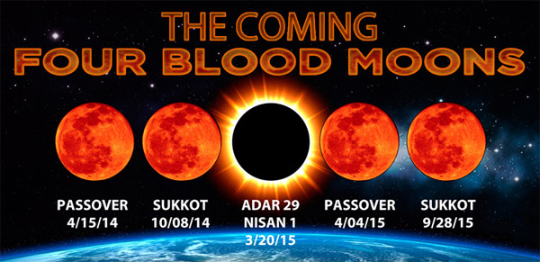 Blood Moon Eclipse 2015 (blood moon graphic from john